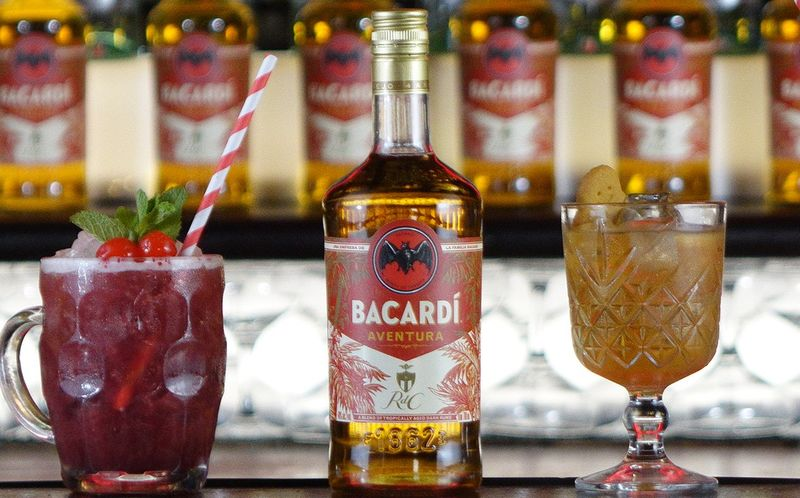 Hybrid Rum Blends