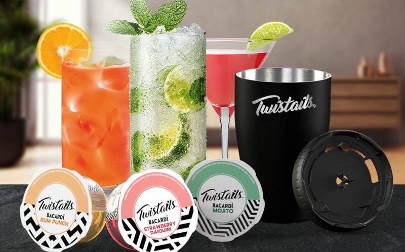 Perfectly Portioned Cocktail Pods