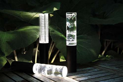 Cordless Crystalline Lighting