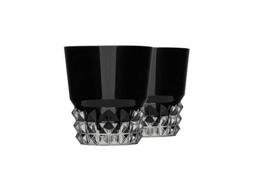 Luxe Crystal Tumbler Glasses