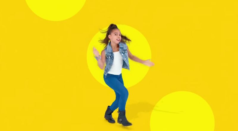 Dance-Worthy Clothing Ads