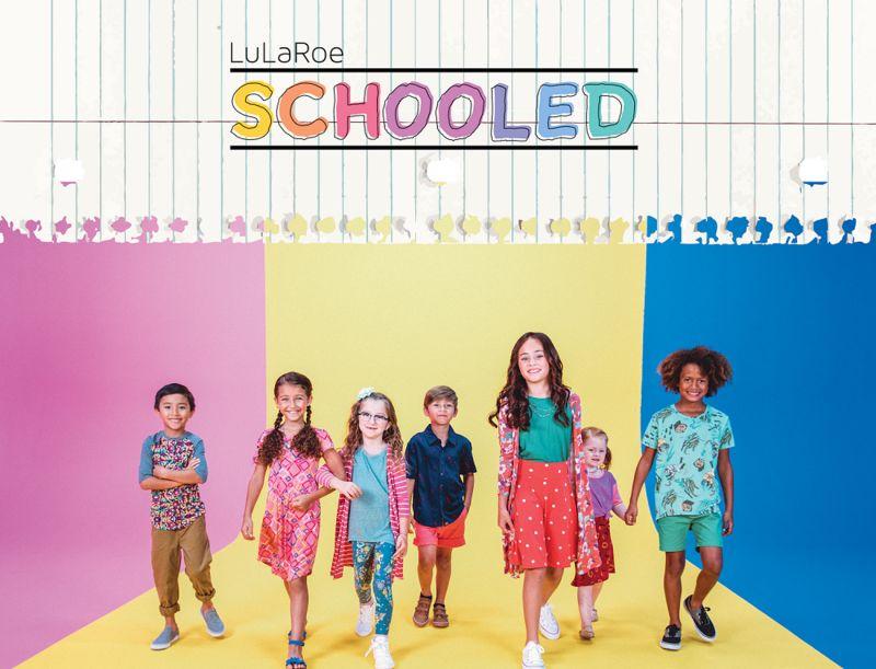 Vibrant Children's Streetwear
