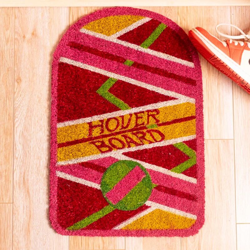 Cult Movie-Inspired Door Mats