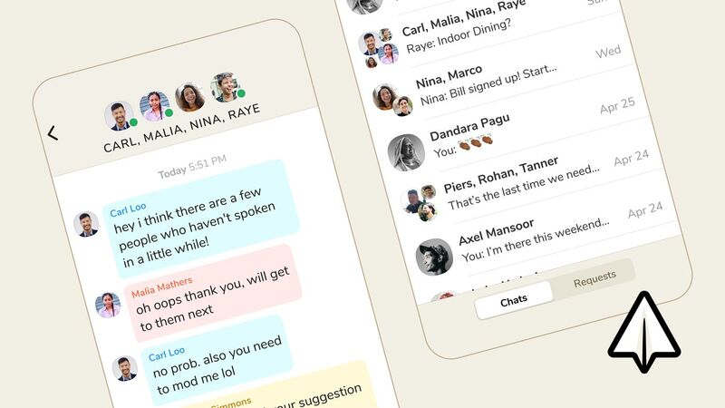 In-Room Conversation Tools
