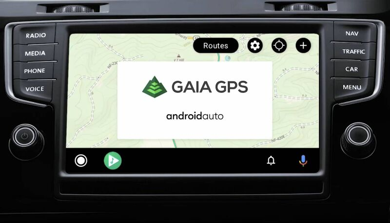Backcountry Vehicle Navigation Apps