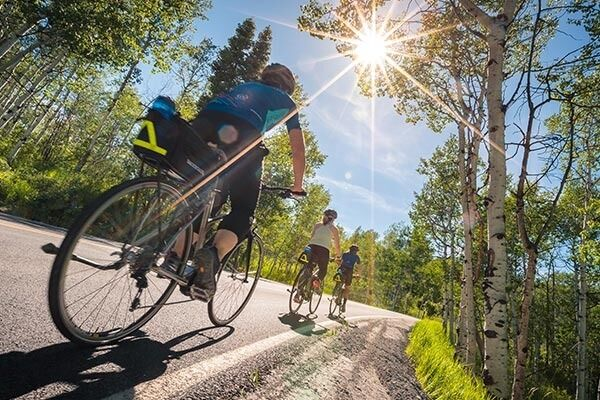 Slower-Paced Cycling Trips