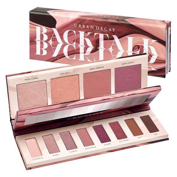 Versatile Berry-Toned Makeup Palettes