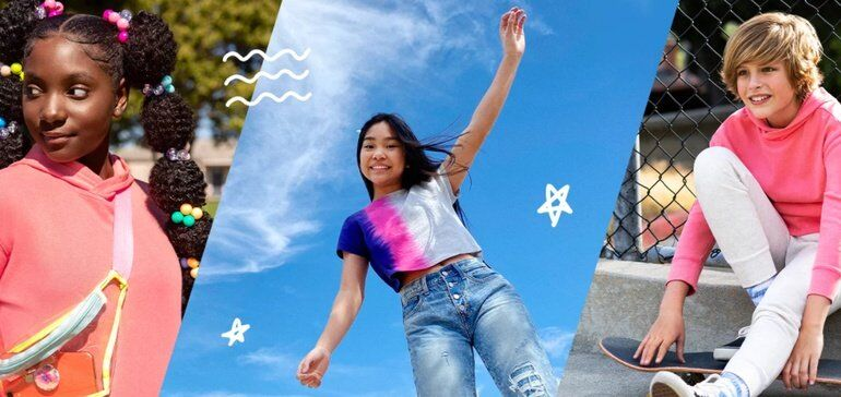 Inaugural Back-to-School Tween Collections