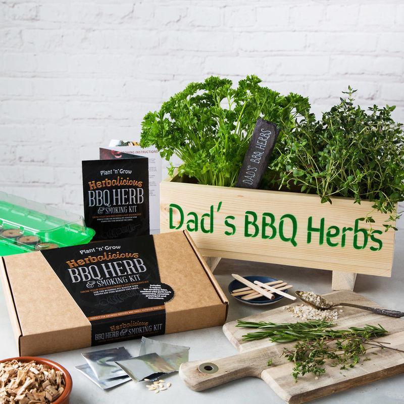 Compact Herb Kits