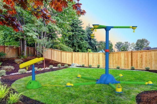 Portable Backyard Splash Pads