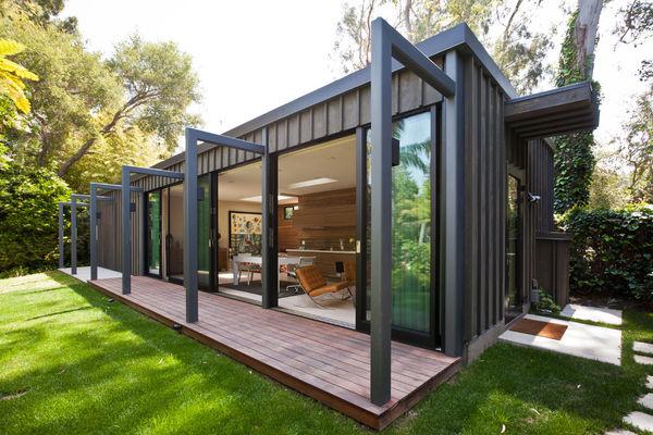 Merveilleux Serene Scandavian Backyard Studios