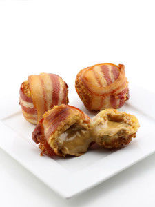 Savory Bacon Bites