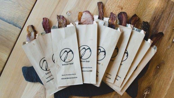 Gluttonous Bacon Bars