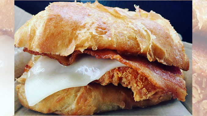 Syrup-Topped Chicken Sandwiches