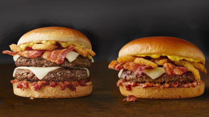 Smokey Bacon Burgers