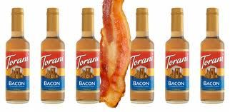 Bizarre Bacon-Flavored Syrups