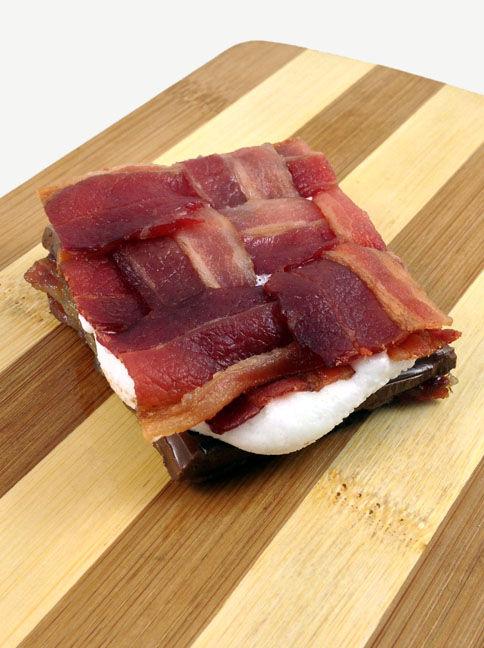 Porky Dessert Sandwiches
