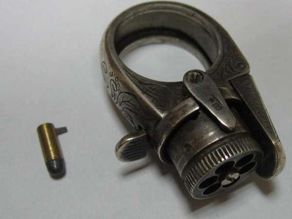 Gun-Inspired Jewelry