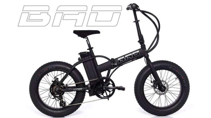 Fat Folding Bikes