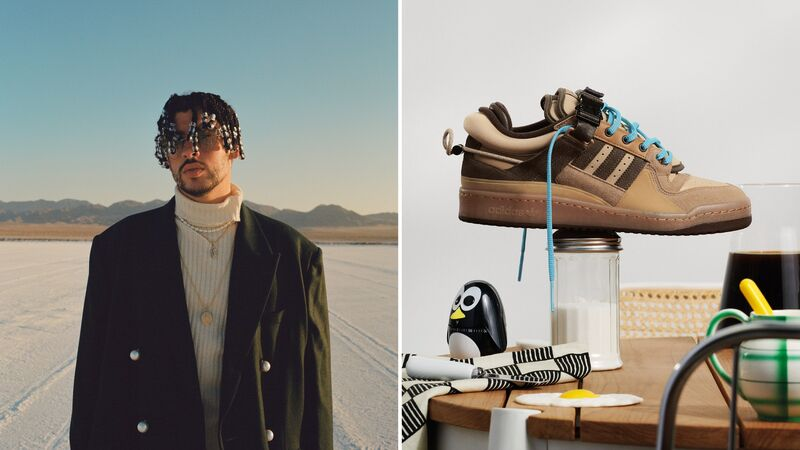 Coffee-Inspired Reggaeton Star Sneakers