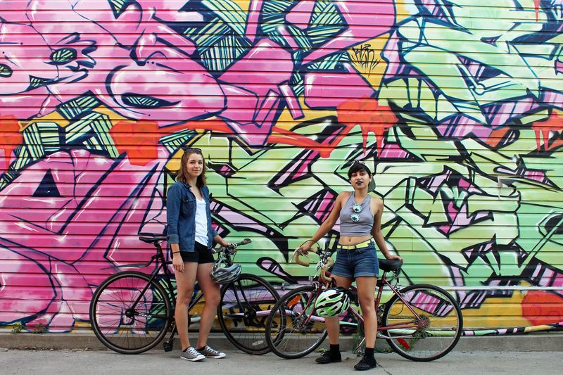 Female-Only Bike Clubs