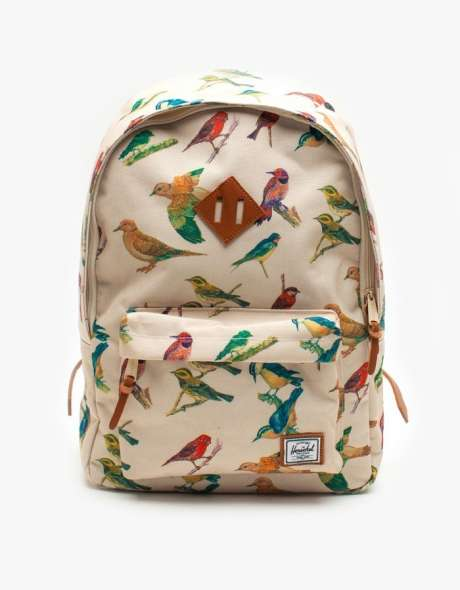 Avian Enthusiast Book Bags