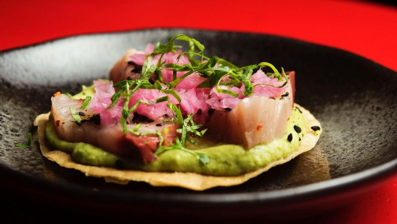 Modernized Mexican-Inspired Dishes