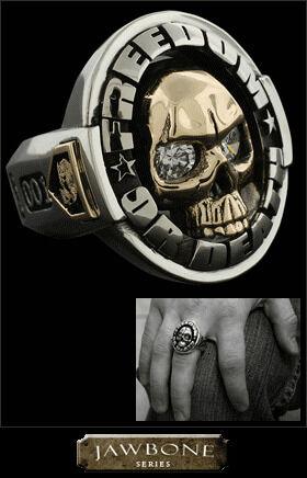 Badass Biker Jewelry