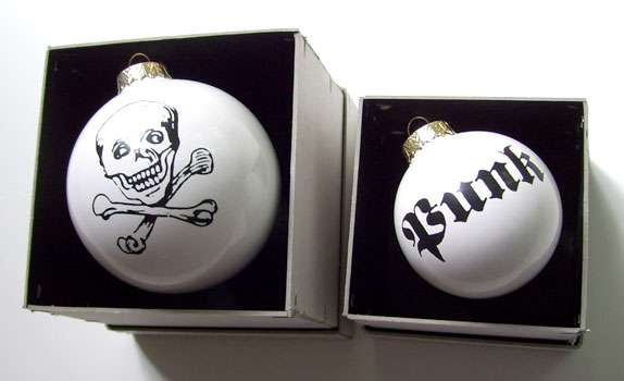 Badass Ornaments