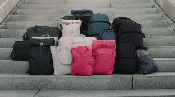 Commuter-Focused Bag Collections