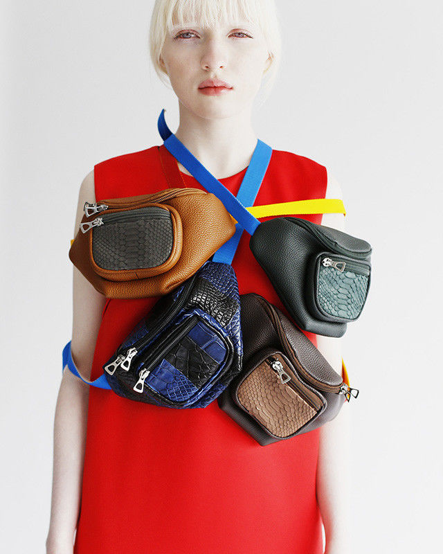 Extravagantly Contemporary Mini-Bag Lines