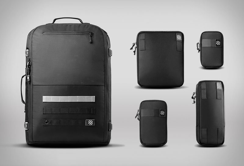 Versatile Messenger Backpacks