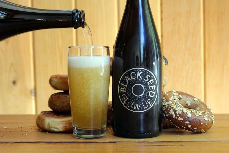 Brewed Bagel Beers