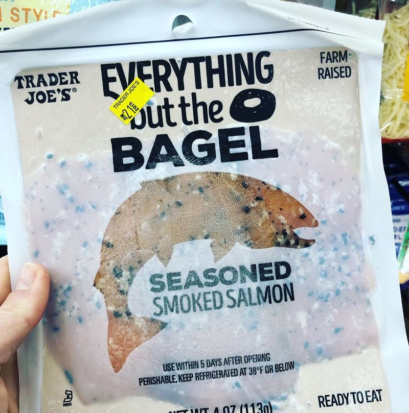 Bagel-Flavored Smoked Fish