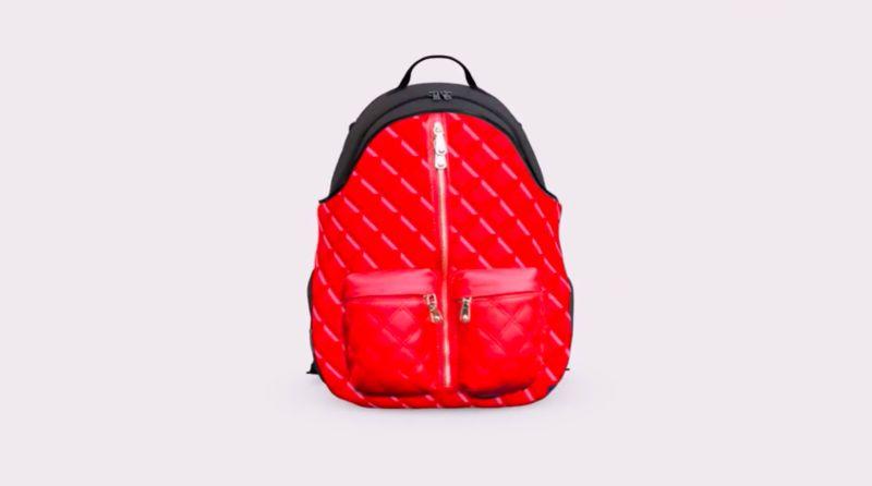 Interchangeable Backpack Shells