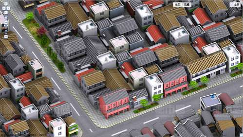 Pixelized Street Finders
