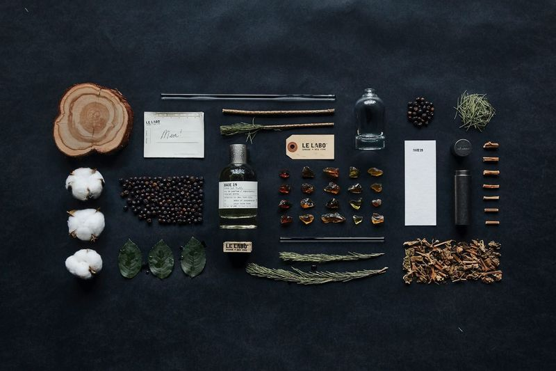 Concept-Forward Luxury Perfumes