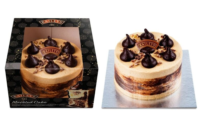 Liqueur-Infused Cakes