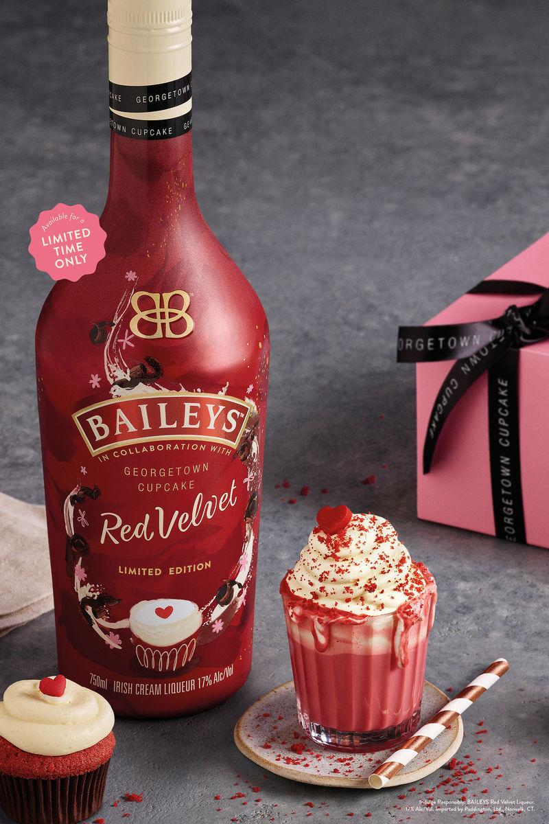 Collaborative Cupcake Liqueurs