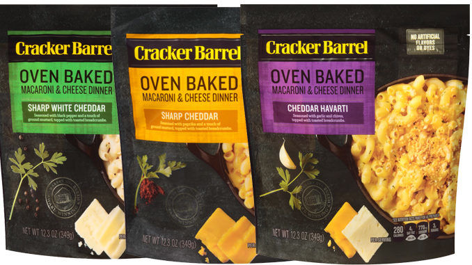 Prepackaged Artisan Noodle Meals