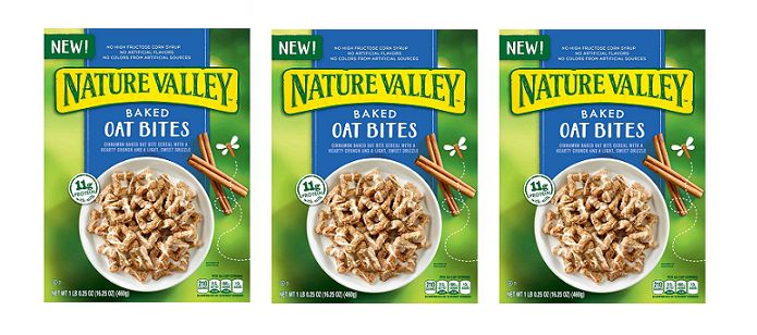 Fiber-Rich Wholegrain Cereals