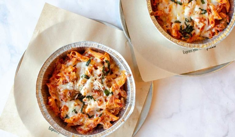 Customizable Baked Pasta Dishes