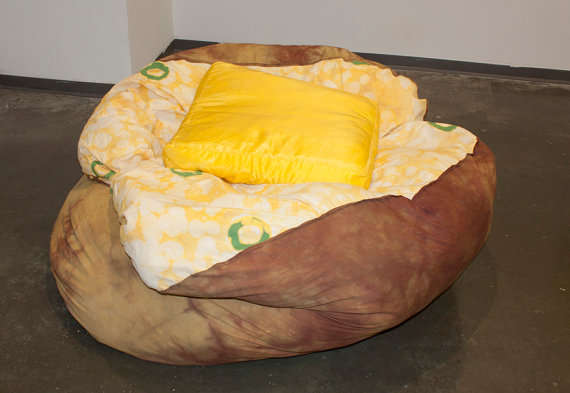Baked Potato Beanbag Chairs