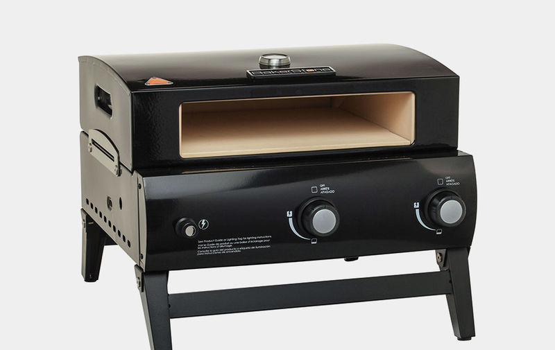 Portable Gas-Powered Pizza Ovens