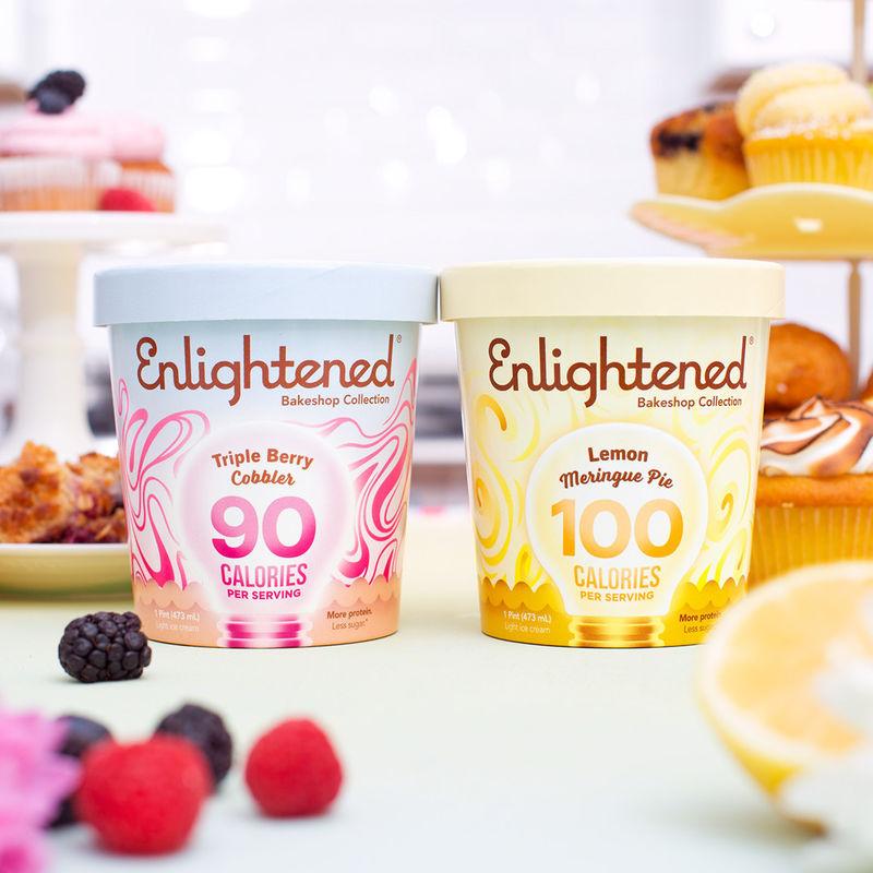 Pie-Flavored Frozen Desserts