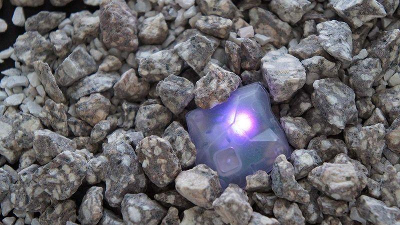 Paranormal-Detecting Stones