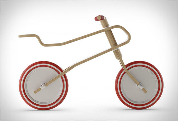 Eco-Friendly Children's Bikes