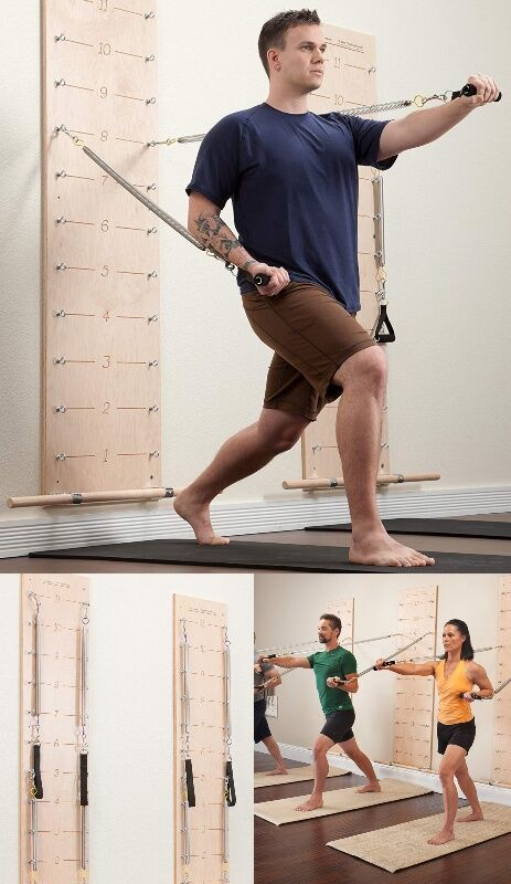 Dedicated Pilates Technique Boards