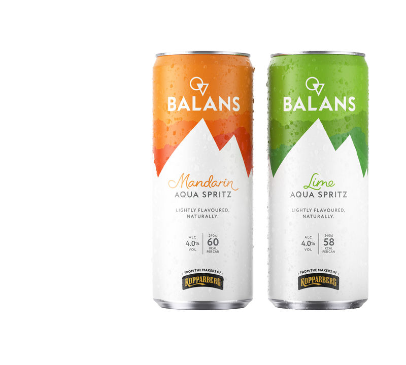Spiked Sparkling Water