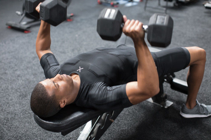 Workout-Enhancing Sport Suits